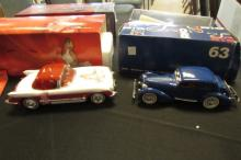 2 Diecast Cars w/ Boxes Marilyn Monroe Lot