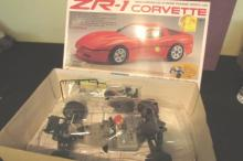 ZR1 Corvette Kyosho Gas Engine Radio Controlled