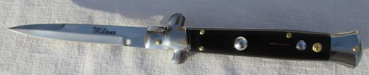 MILANO ITALIAN SWITCHBLADE KNIFE AUTO STILETTO