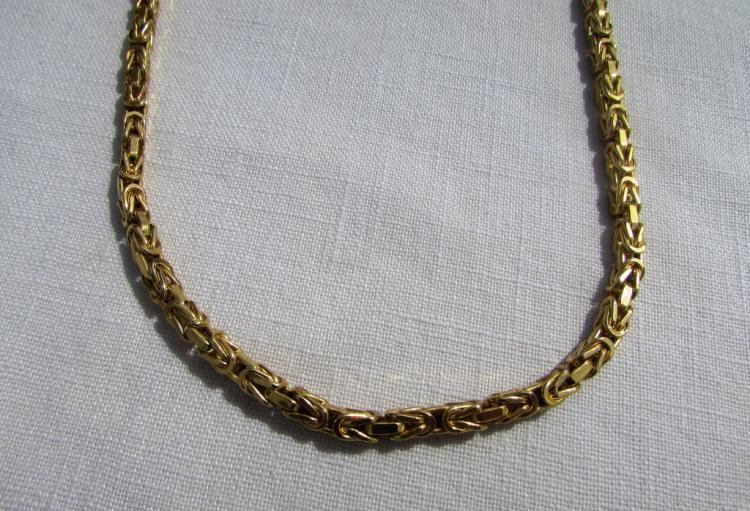 14k GOLD SUPERLINK 24