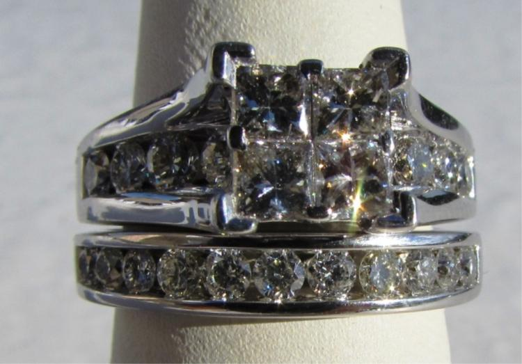 1.50CT DIAMOND 14k GOLD RING ENGAGEMENT WEDDING