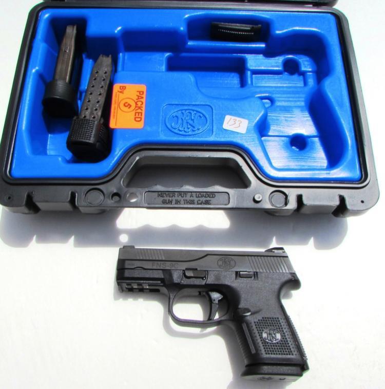 FNS-9C 9mm HANDGUN PISTOL