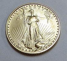 2006 US $5 Gold Coin