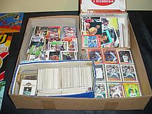 2,000 Baseball Basketball Cards Nolan Ryan 1980 90