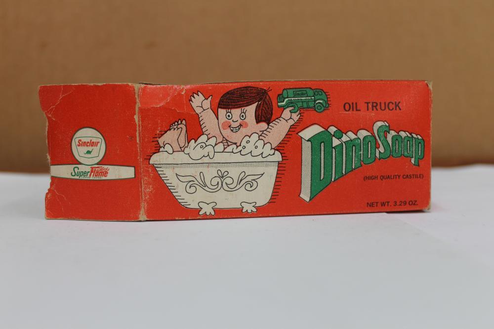 Dino Soap in Box
