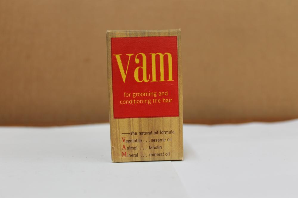 Vam For Grooming and Conditioning for the Hair