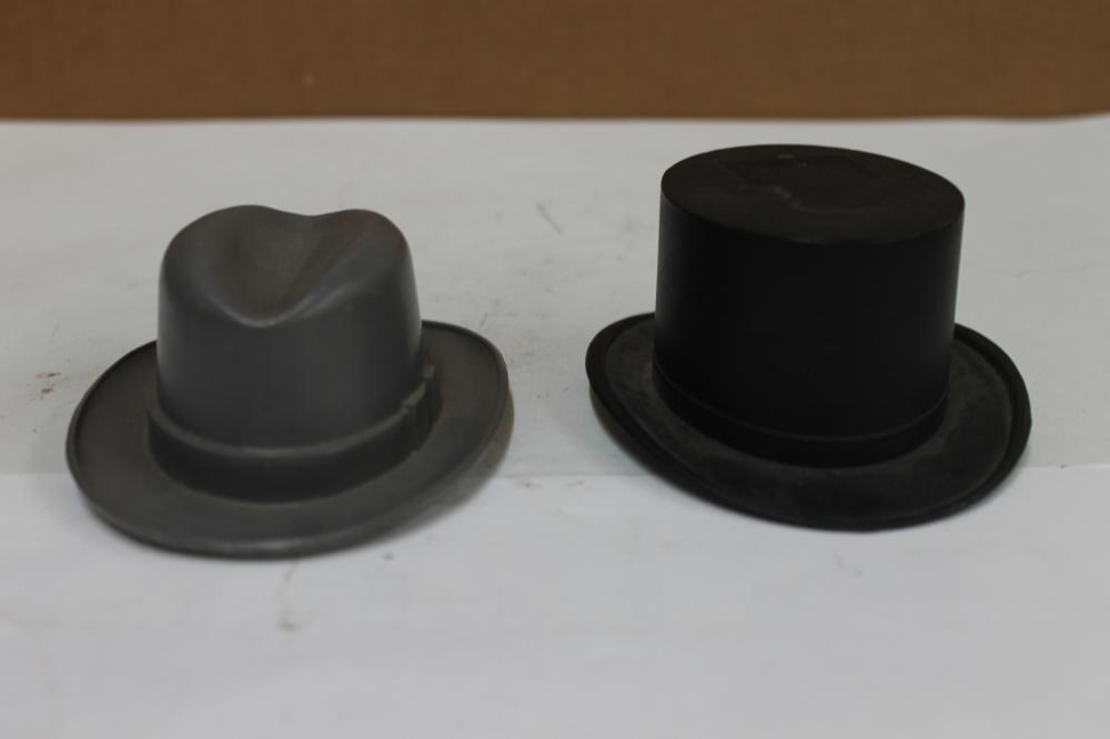 2 Slaesman Samples Hats