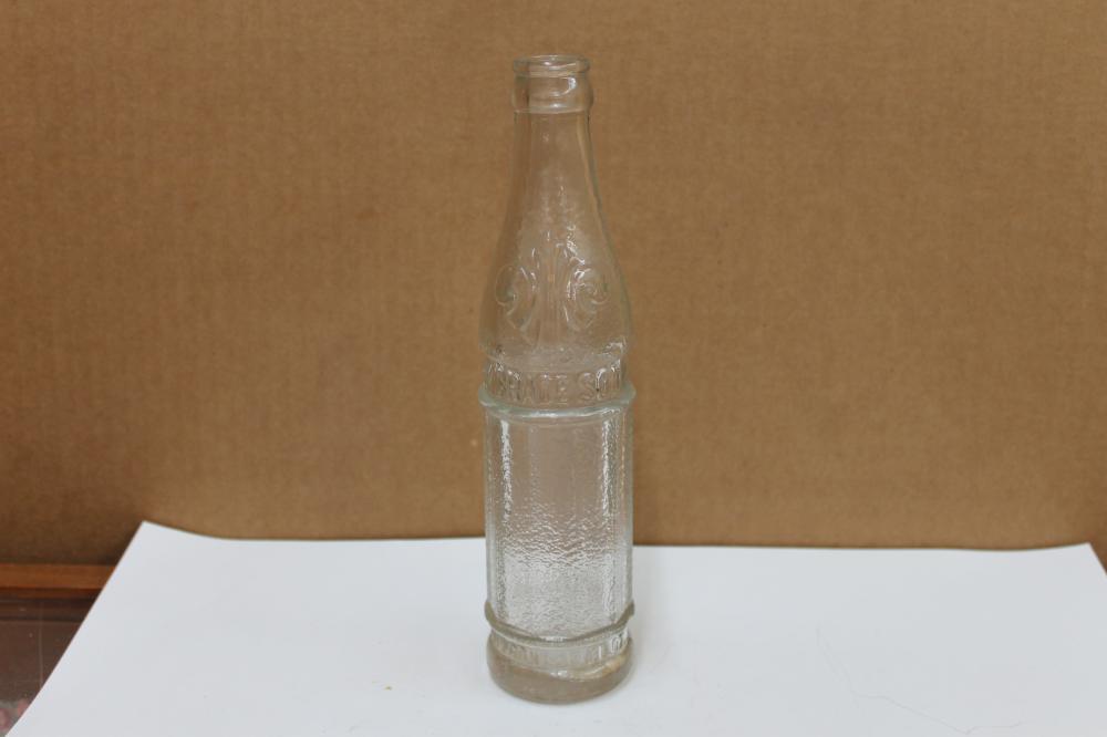 Hygrade Soda Bottle