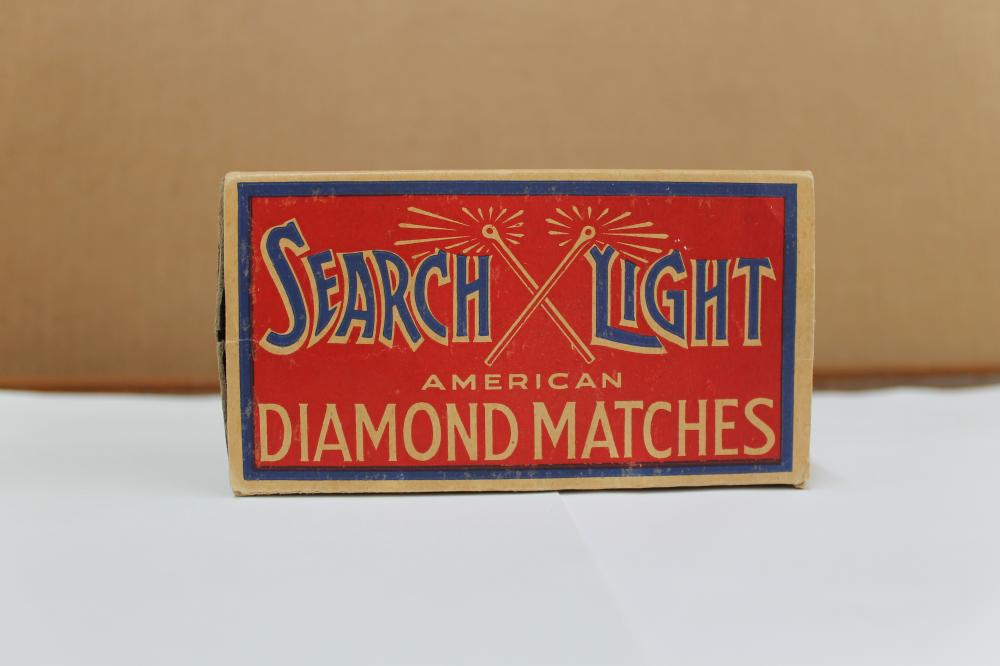 Empty Match Box