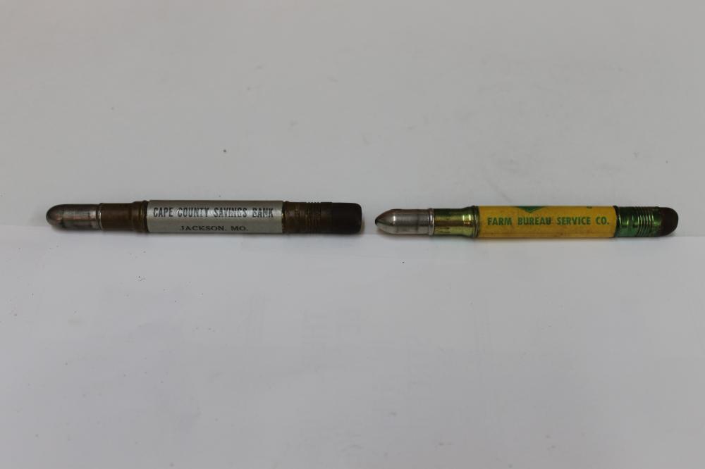 2 Bullet Pens
