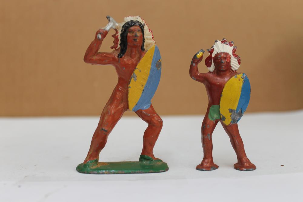 2 Metal Indians