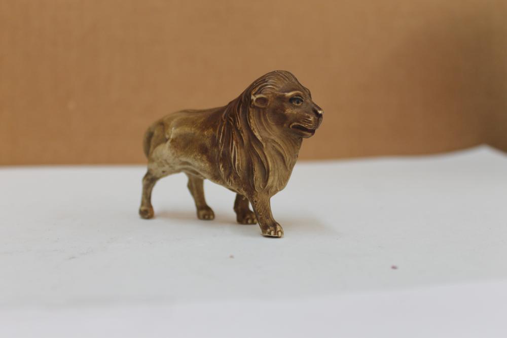 Celluloid Lion