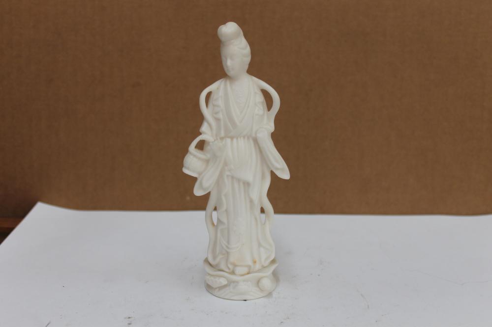 White Figurine Lady
