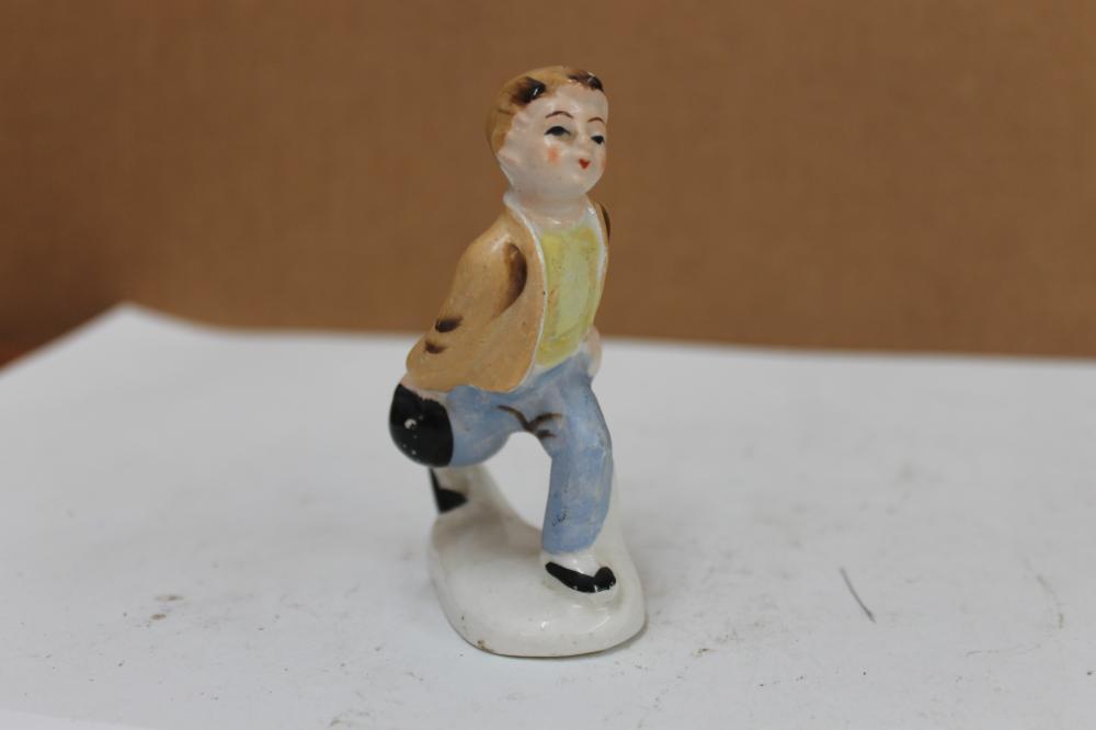 Bowler Figurine