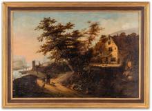 Willigen, Claes Jansz van der (Rotterdam, um 1630-1676)