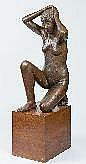 KARSCH, JOACHIM (1897-1945) Haarflechtende (Große