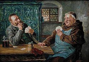 Stübner, Hans (geb. 1900) Franziskanermönch und