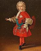 D'ORSAY, ALFRED G. G. (Paris, 1801-1852) Junger