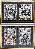 BERGEN, FRITZ (Dessau, München 1857-1941) Vier