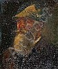 KAULBACH, ANTON (Hannover, Berlin 1864-1930), Anton Kaulbach, Click for value