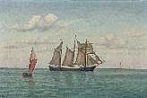 BÜLOW, AGNES VON (geb. 1884 Hamburg) Schonerbark