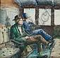 RICHTER, KLAUS (Berlin 1887-1948) Im, Klaus Richter, Click for value