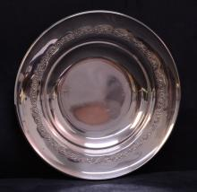 Sterling Decorative Plate