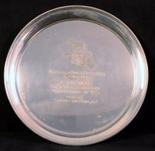 Sterling Trophy- Maryland Bred Laplander 1973