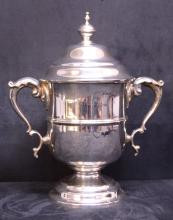 Sterling Trophy- Monmouth Park First Noel 1968