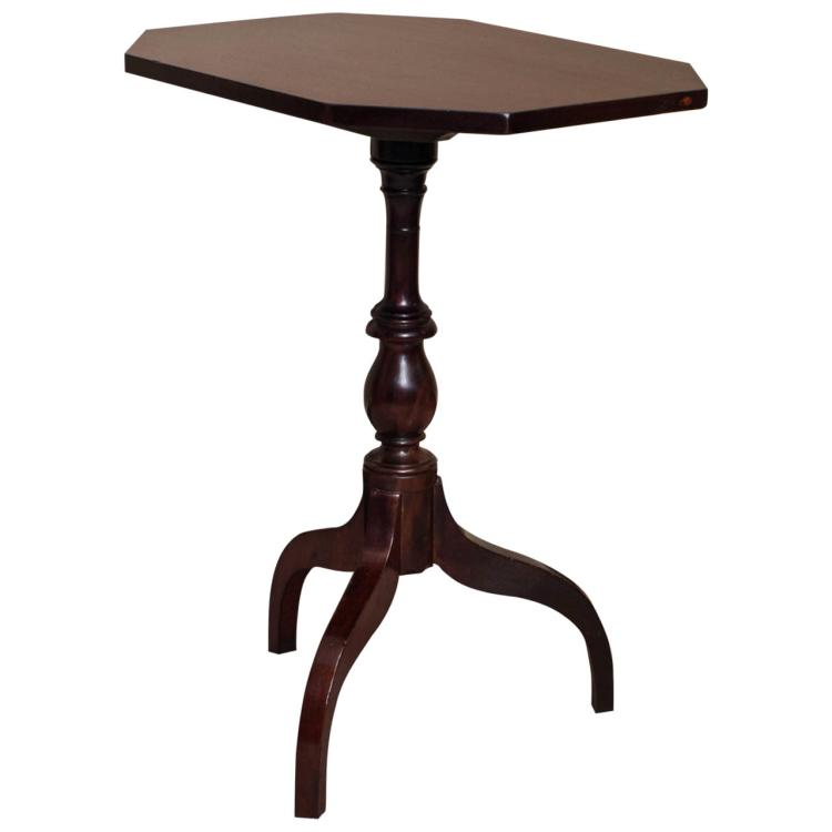 Southern Federal Tip-Top Candle Stand