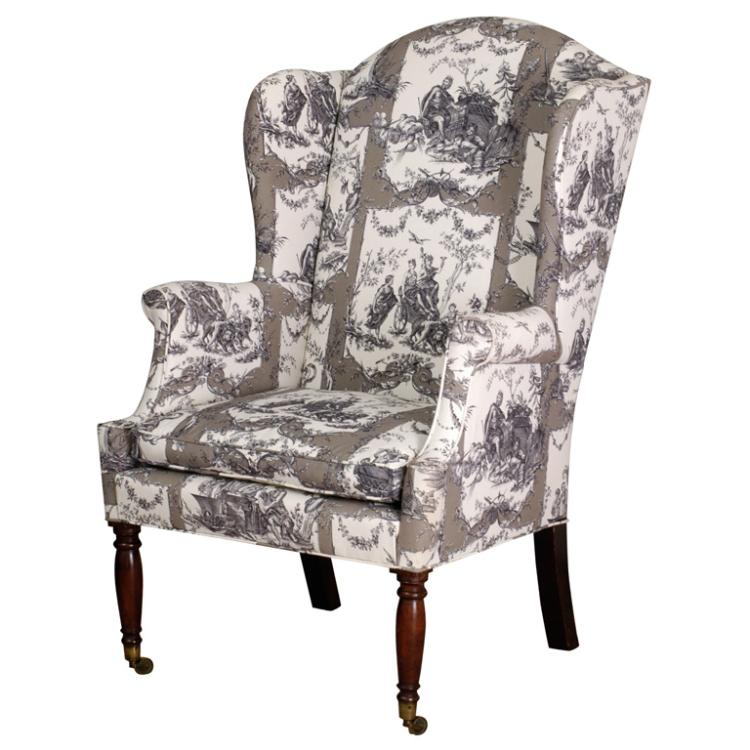 Federal Wing Chair