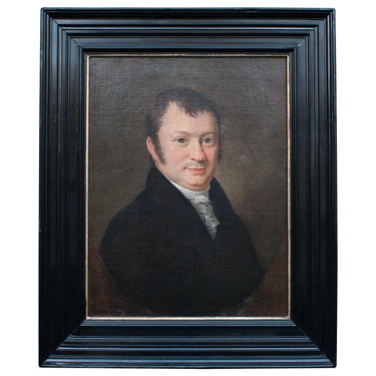 Portrait of a Dutch Gentleman