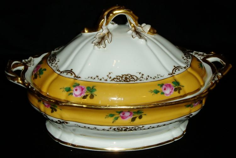 Old Paris Covered Dish