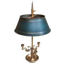 Brass Bouillotte (Gaming) Lamp