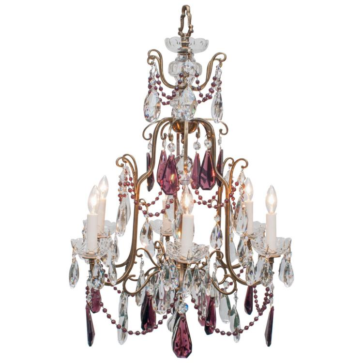 Louis XV Style Chandelier