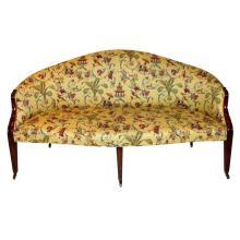Edwardian Hepplewhite Style Sofa