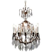 Louis XV Style Six-Light Chandelier