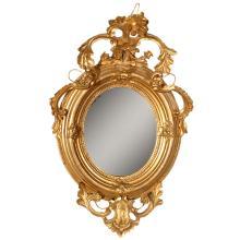 Rococco Revival Mirror