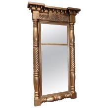 Empire Tabernacle Two-Part Mirror