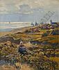 Franz Korwan Heinebach 1865-Hamburg 1942 The, Franz Korwan, Click for value