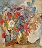 Bunch of Flowers, Willy Habl, Click for value