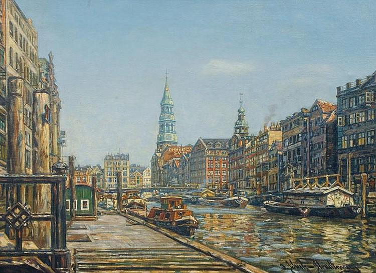 Schulz-Stradtmann, Otto Place of Birth:   Hamburg 1892 Place of Death: Hamburg 1960