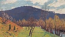 Arp Carl, Kiel 1867  -  Jena 1913   Spring