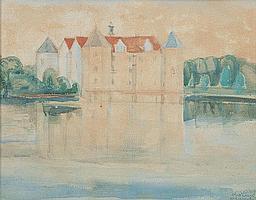 Lange, Werner Kiel 1888 - Kiel 1955 Castle Glücksburg