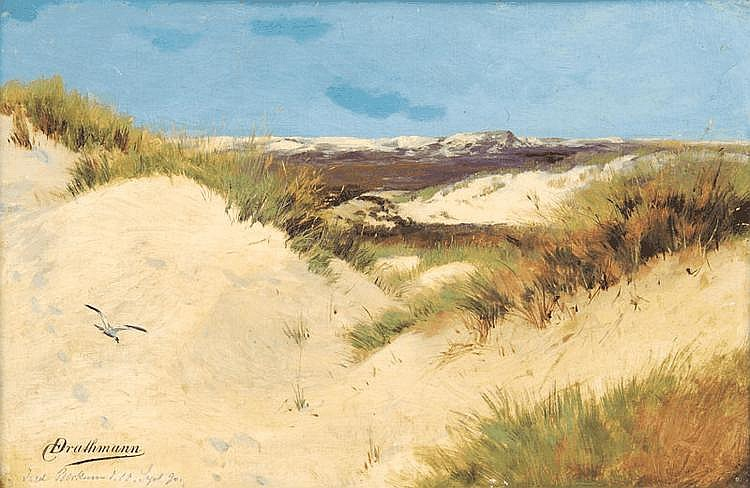 Dunes on Borkum