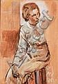 Portrait of a Lady, Hugo Ernst Schnegg, Click for value