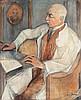 Portrait of a Physician, Alma