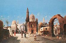 Marketplace in Cairo
