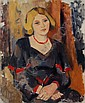 Gans Paula Hronow/Prag 1883 Hamburg 1941 Portrait, Paula Gans, Click for value