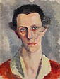 Gans Paula Hronow/Prag 1883 Hamburg 1941 Self, Paula Gans, Click for value